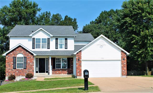 1720 Trinity Circle, Arnold, MO 63010 (#19070458) :: Walker Real Estate Team