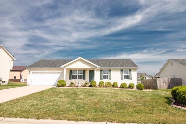 2367 Paige Marie Drive, Warrenton, MO 63383 (#19070474) :: Kelly Hager Group | TdD Premier Real Estate