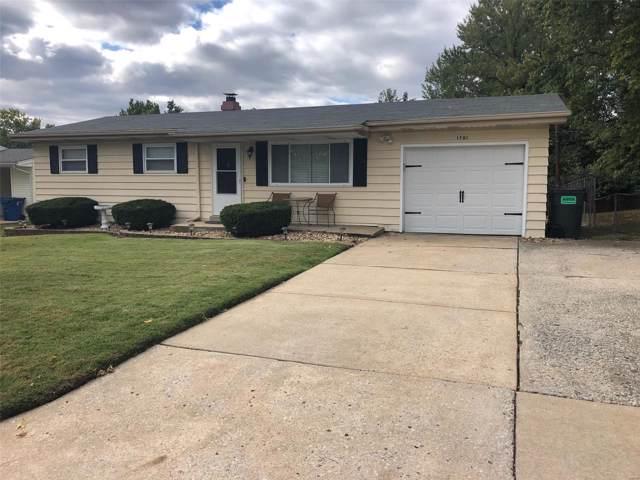 1701 Barbara Drive, Saint Charles, MO 63303 (#19070523) :: St. Louis Finest Homes Realty Group
