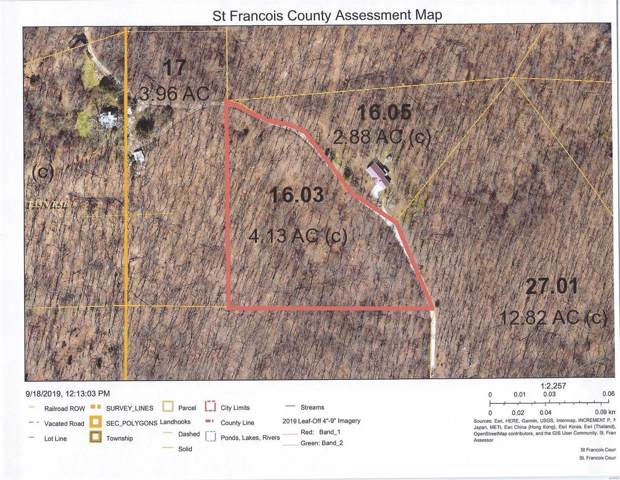 0 Flannery Road, Park Hills, MO 63601 (#19070538) :: Clarity Street Realty