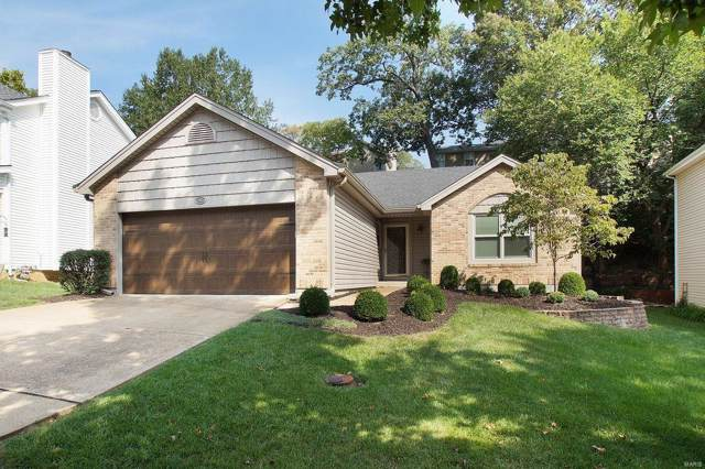 545 Woodlyn Crossing, Ballwin, MO 63021 (#19070554) :: St. Louis Finest Homes Realty Group