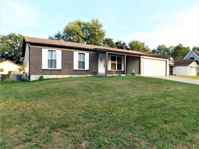 5 Trade Winds Drive, Saint Peters, MO 63376 (#19070559) :: Clarity Street Realty