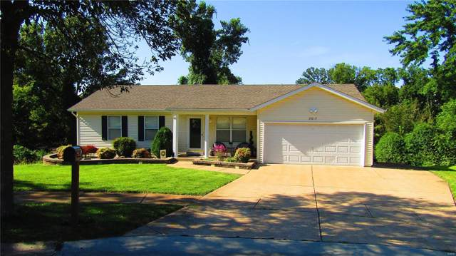 2017 Saint Christopher Way, Arnold, MO 63010 (#19070588) :: The Becky O'Neill Power Home Selling Team