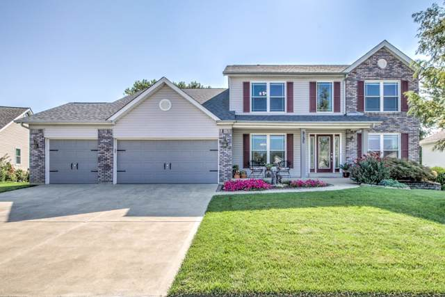 3236 Silvertrail Drive, Saint Charles, MO 63301 (#19070592) :: Kelly Hager Group   TdD Premier Real Estate
