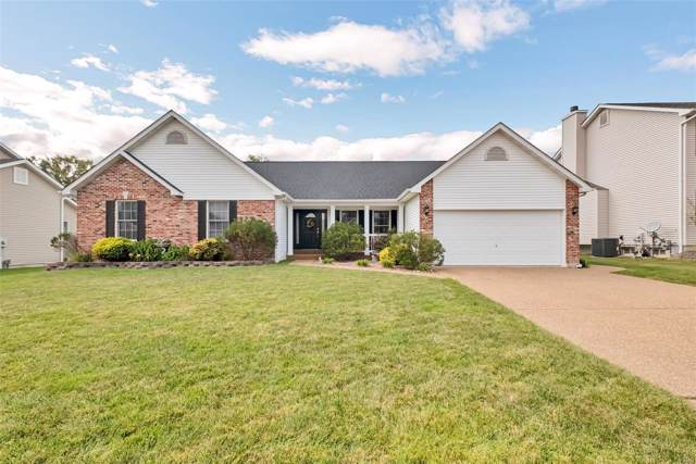 2841 Dardenne Links, Dardenne Prairie, MO 63368 (#19070612) :: Kelly Hager Group | TdD Premier Real Estate