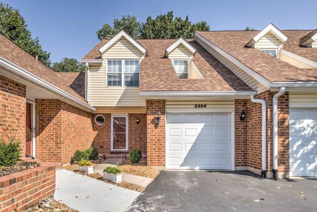 2264 Riverwood Trails, Florissant, MO 63031 (#19070622) :: Clarity Street Realty