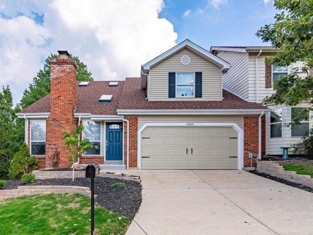 2404 Himalayan Pass Court, Wildwood, MO 63011 (#19070647) :: Holden Realty Group - RE/MAX Preferred