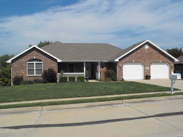 100 Lindenwood Place, Holts Summit, MO 65043 (#19070689) :: Clarity Street Realty