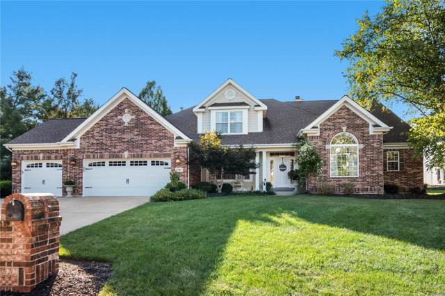 17815 Suzanne Ridge Drive, Wildwood, MO 63038 (#19070704) :: The Kathy Helbig Group