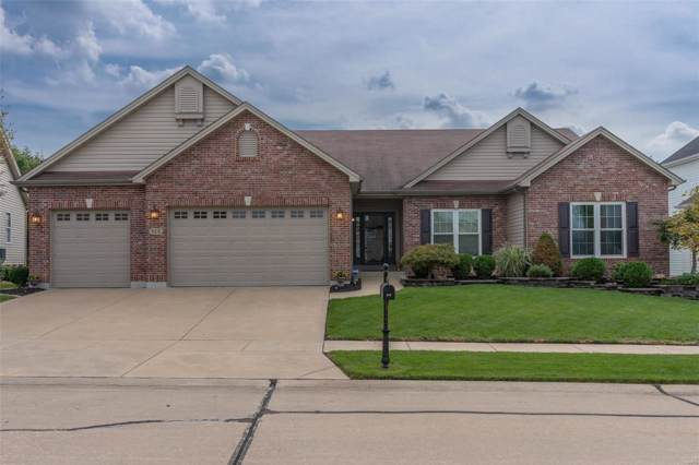 915 Martha Street, Saint Peters, MO 63376 (#19070720) :: Kelly Hager Group | TdD Premier Real Estate