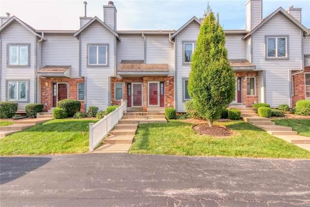 3805 Sherman Park Drive 8C, Saint Charles, MO 63303 (#19070743) :: Clarity Street Realty