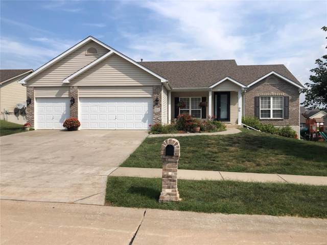 111 Intrepid Avenue, Foristell, MO 63348 (#19070761) :: Holden Realty Group - RE/MAX Preferred