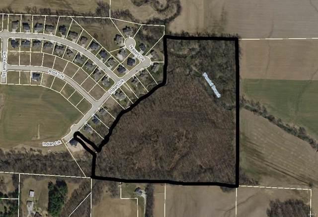 0 Indian Creek, Saint Jacob, IL 62281 (#19070781) :: Fusion Realty, LLC
