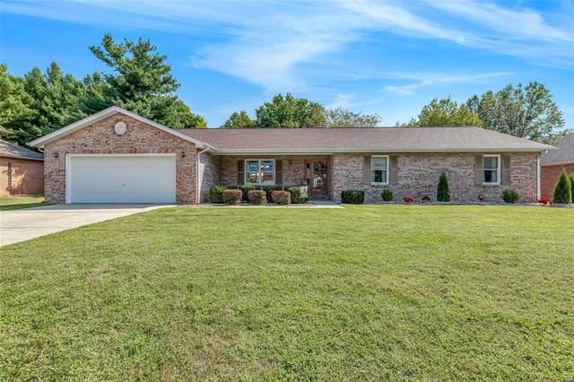 410 Tupelo Drive, Belleville, IL 62220 (#19070783) :: Fusion Realty, LLC