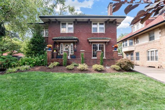 947 S Skinker Boulevard, St Louis, MO 63105 (#19070796) :: The Becky O'Neill Power Home Selling Team