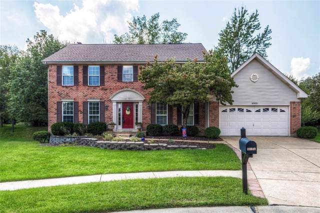 16418 Waterford Manor, Wildwood, MO 63040 (#19070800) :: Holden Realty Group - RE/MAX Preferred