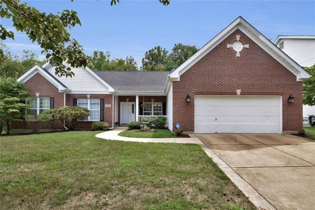 1185 Nooning Tree, Chesterfield, MO 63017 (#19070850) :: Holden Realty Group - RE/MAX Preferred