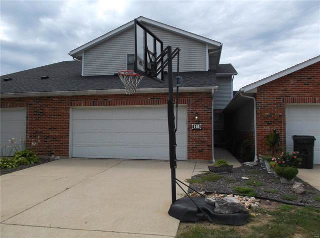 115 Tree Ridge Drive, Columbia, IL 62236 (#19070851) :: Fusion Realty, LLC