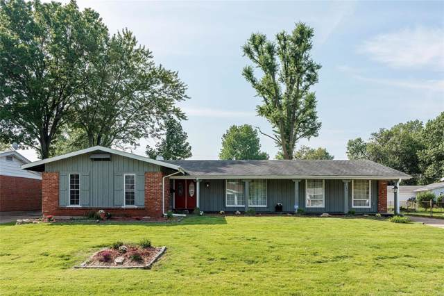 4060 Highwillow Drive, Florissant, MO 63033 (#19070868) :: Matt Smith Real Estate Group