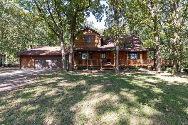 6439 Highbanks Road, Mascoutah, IL 62258 (#19070879) :: Clarity Street Realty