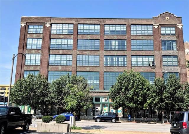 2323 Locust Street #407, St Louis, MO 63103 (#19070896) :: Hartmann Realtors Inc.
