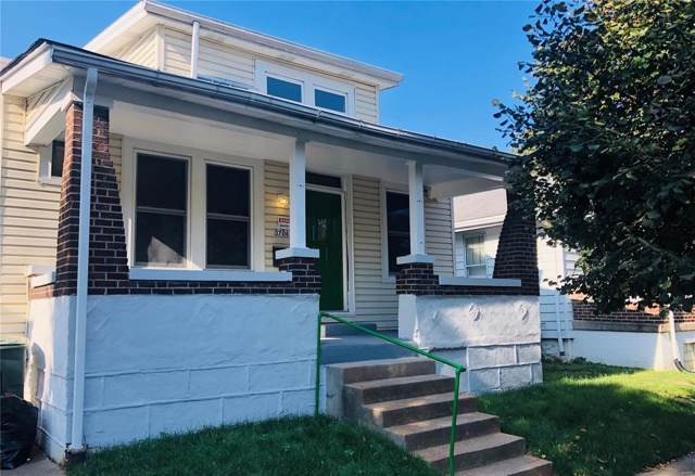 3706 Delor, St Louis, MO 63116 (#19070910) :: The Becky O'Neill Power Home Selling Team