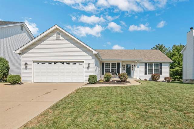 217 Thoroughbred Trail, ST PETER, MO 63376 (#19071004) :: Kelly Hager Group   TdD Premier Real Estate