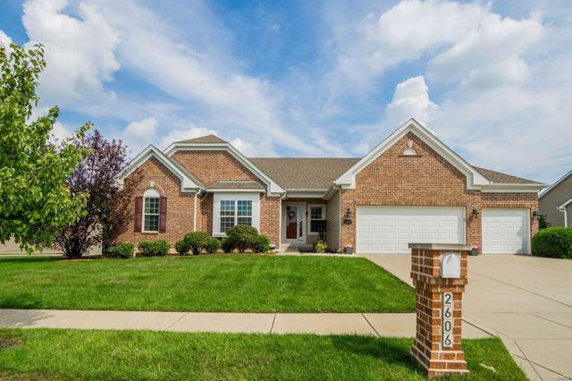2606 Tysons, Dardenne Prairie, MO 63368 (#19071031) :: The Kathy Helbig Group