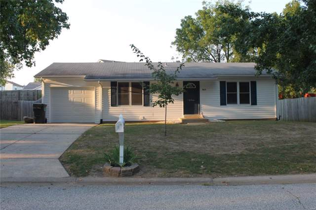 3605 Coriander, Saint Charles, MO 63303 (#19071060) :: Holden Realty Group - RE/MAX Preferred
