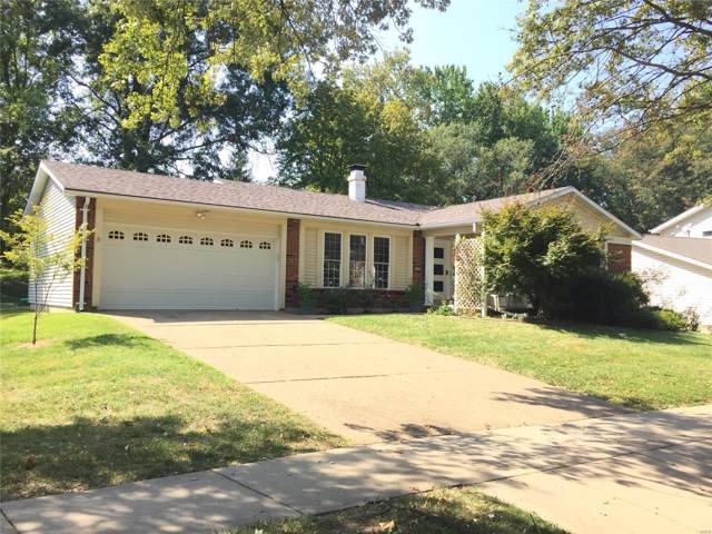 1033 Appalachian Trail, Chesterfield, MO 63017 (#19071067) :: St. Louis Finest Homes Realty Group