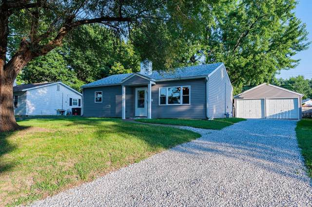 1456 Williams, Roxana, IL 62095 (#19071070) :: Holden Realty Group - RE/MAX Preferred