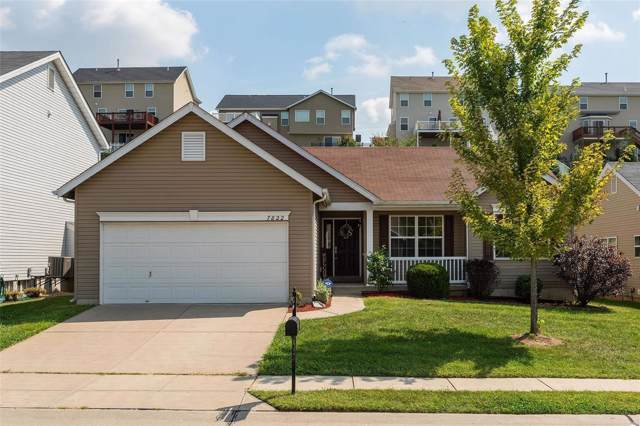 7822 Sagebrook Court, St Louis, MO 63129 (#19071082) :: Kelly Hager Group | TdD Premier Real Estate