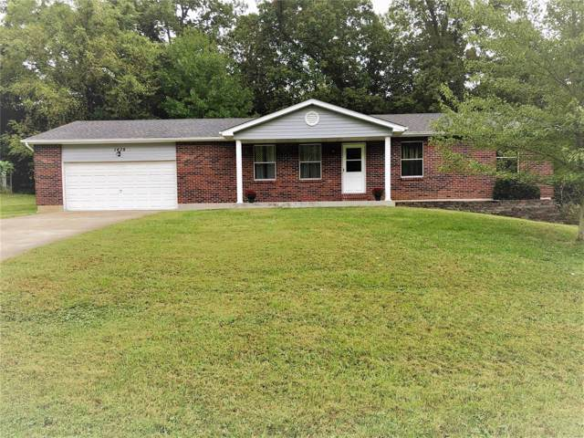 1478 Wayne Drive, Arnold, MO 63010 (#19071101) :: The Becky O'Neill Power Home Selling Team