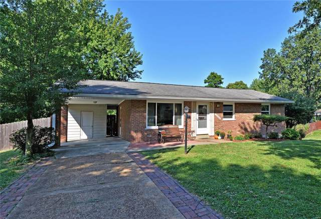 10041 Zenith, St Louis, MO 63123 (#19071153) :: The Becky O'Neill Power Home Selling Team