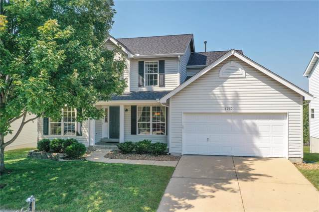 1210 Westrun Drive, Ballwin, MO 63021 (#19071157) :: Holden Realty Group - RE/MAX Preferred