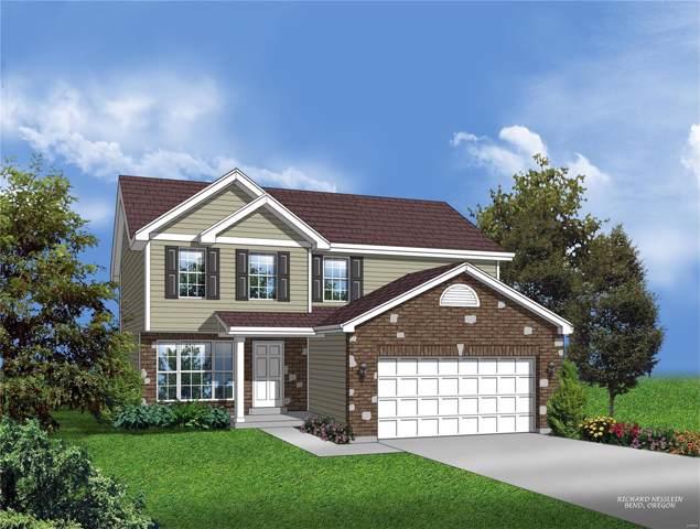 308 Ganim Drive, Shiloh, IL 62221 (#19071167) :: Hartmann Realtors Inc.