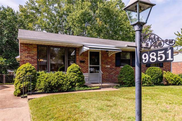9851 Ione Lane, St Louis, MO 63123 (#19071185) :: Clarity Street Realty