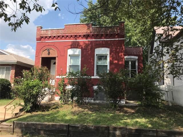 4229 Delor Street, St Louis, MO 63116 (#19071227) :: Realty Executives, Fort Leonard Wood LLC