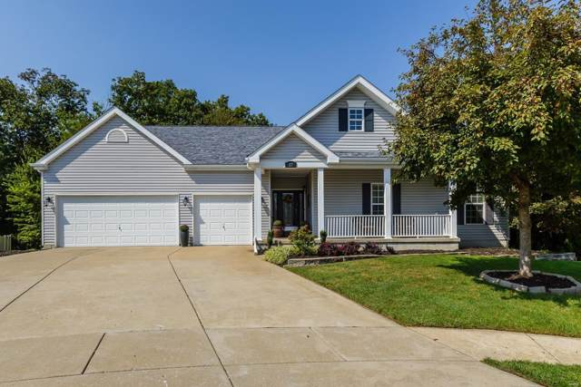 27 Lehmuth, Wentzville, MO 63385 (#19071231) :: Kelly Hager Group   TdD Premier Real Estate