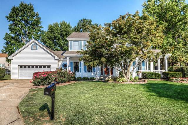 1319 Topsider Court, Florissant, MO 63034 (#19071239) :: Clarity Street Realty
