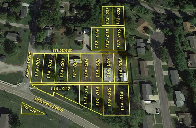 406 1st Street, Freeburg, IL 62243 (#19071248) :: Hartmann Realtors Inc.