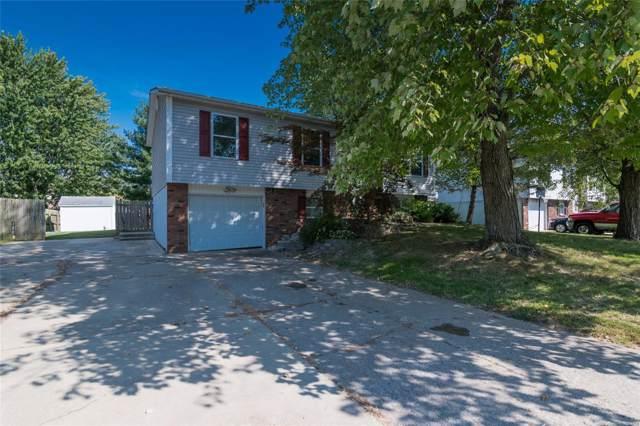 306 Saint Rose Drive, Godfrey, IL 62035 (#19071294) :: Hartmann Realtors Inc.