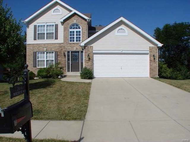 2860 Smokehouse Way, Belleville, IL 62221 (#19071319) :: Fusion Realty, LLC