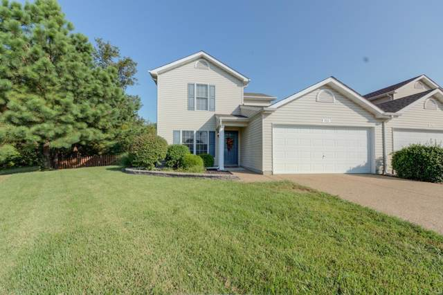 701 College Park Drive, Wentzville, MO 63385 (#19071386) :: The Becky O'Neill Power Home Selling Team