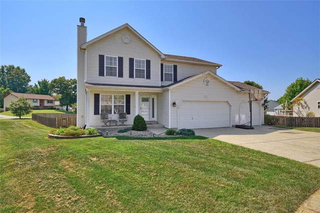 104 Evergreen Court, Collinsville, IL 62234 (#19071388) :: Fusion Realty, LLC