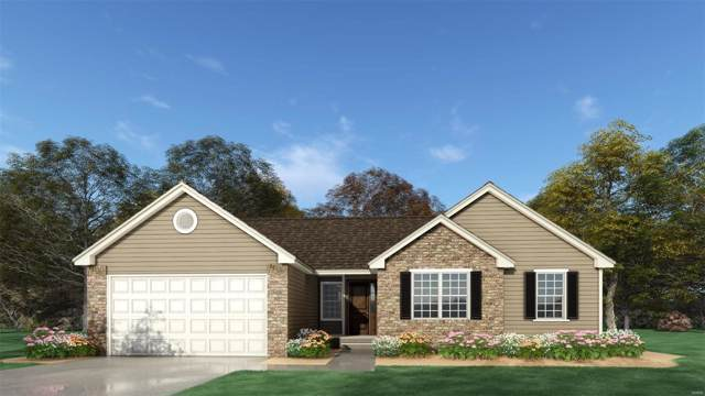 130 Shiloh Ridge Drive, Shiloh, IL 62221 (#19071479) :: Hartmann Realtors Inc.