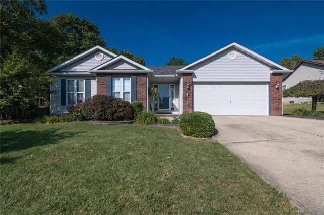 65 Fairington Avenue, Glen Carbon, IL 62034 (#19071550) :: Fusion Realty, LLC