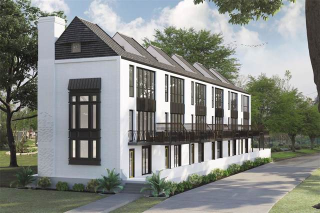 4201 W West Pine Boulevard 101- Bleecker, St Louis, MO 63108 (#19071552) :: Matt Smith Real Estate Group