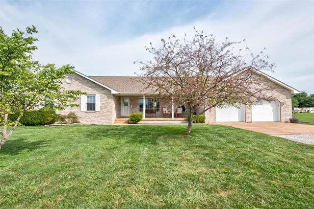1569 Linden Lane, TRENTON, IL 62293 (#19071590) :: The Becky O'Neill Power Home Selling Team