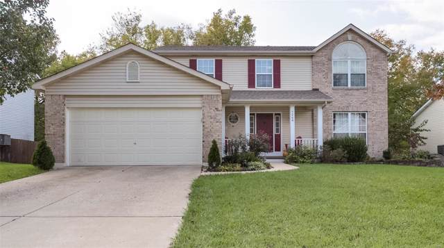 7268 Picasso Drive, Dardenne Prairie, MO 63368 (#19071592) :: The Kathy Helbig Group